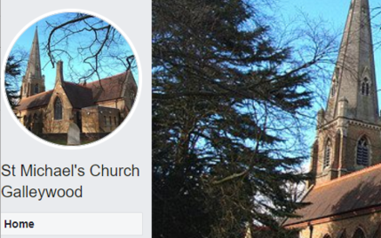 St Michaels and All Angels Facebook